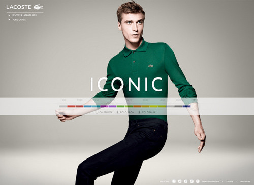 Lacoste Celebrating Eighty