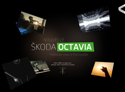 New Skoda Octavia