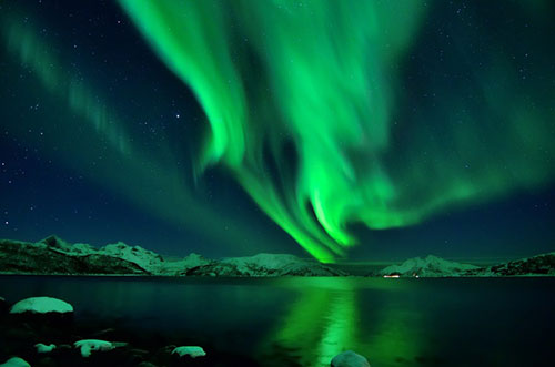 Northern Lights in Troms - Random Photos Inspiration