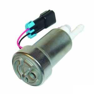 Fuelpumpe, regulator m.m