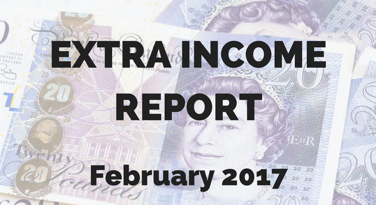 February Extra Income Report. Each month, I publish how much extra money I made online through various side hustles. See exactly how I make the extra cash, so you can do it for yourself. If I can do it, you can too!