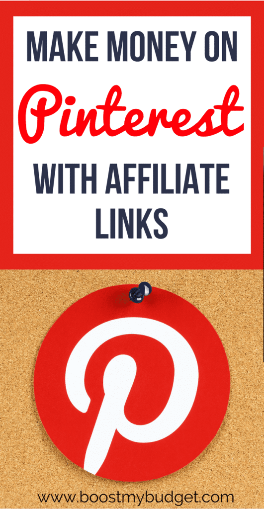 I never knew you could use affiliate marketing to make money without a blog.. definitely gotta try this method to make money online with Pinterest!