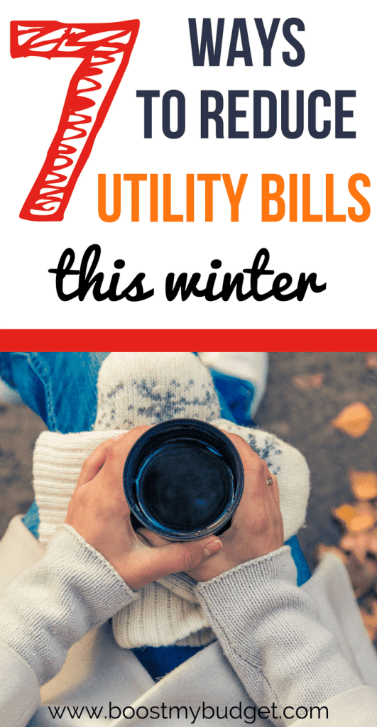 7 ways to reduce utility bills this winter. Worried about keeping the heating on this winter? Here are some tips to use energy more effectively and keep warmer for less this cold season.