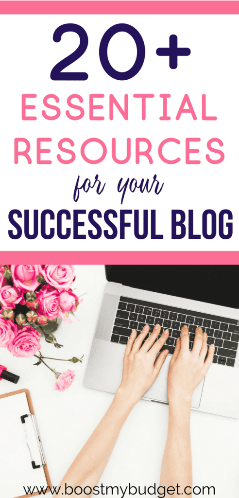 20+ Essential Resources For a Successful Blog - Boost My ... - photo#20