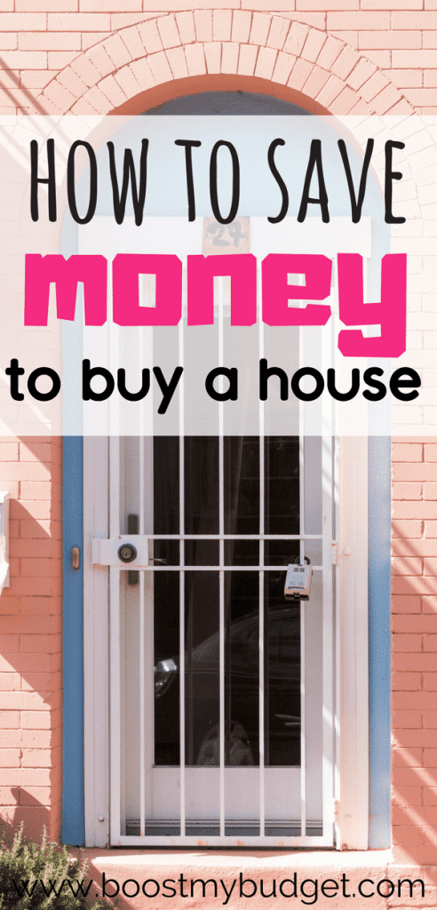 Tips on how to save money to buy a house. These smart personal finance tips will bring your dream of home ownership to life - click through to get started!