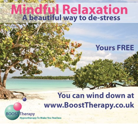 Hypnosis Mp3 Mindful relaxation
