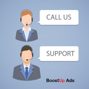 support center for boostup ads facebook advertising agency