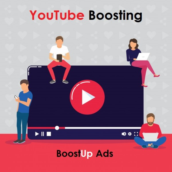 YouTube Boosting Services