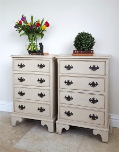 boos vintage painted furniture gloucestershire