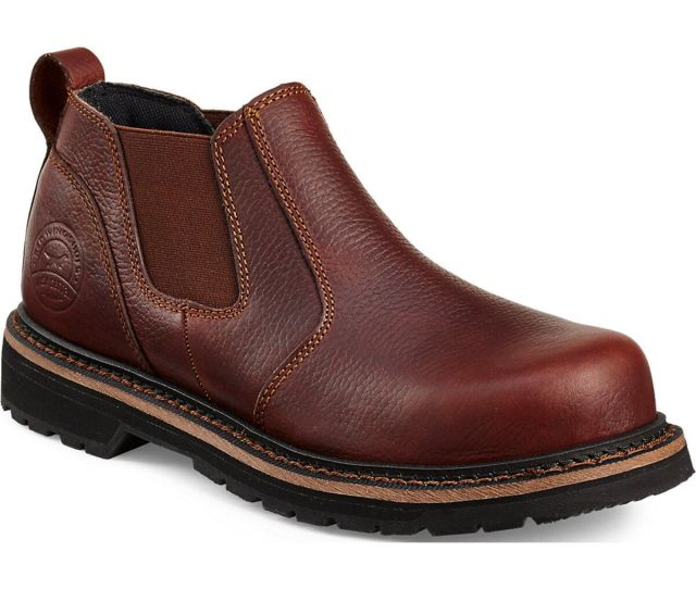 Irish Setter By Red Wing Shoes Mens Cass Romeo Eh Work Boots Steel Toe