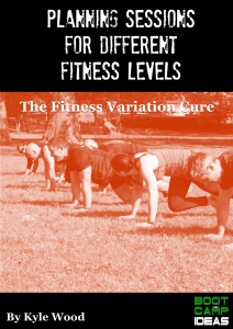 planning for various fitness levels