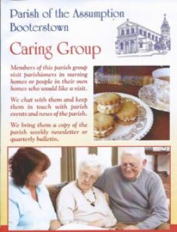 caring group brochure