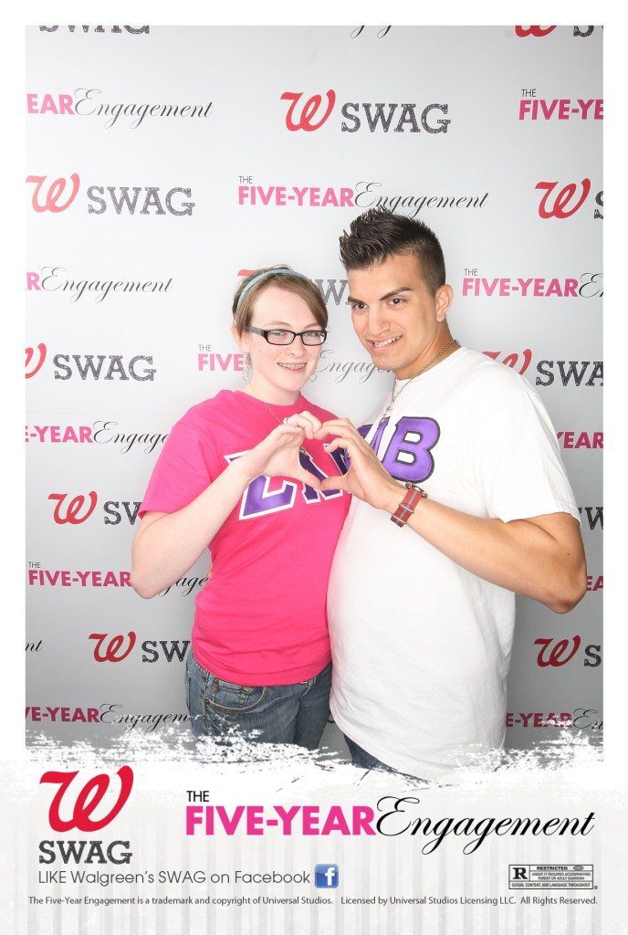 Booth 66 Texas I heart Walgreens