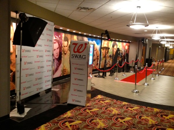Booth 66 Texas Red Carpet Premier
