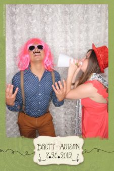 Texas Open Photo Booth