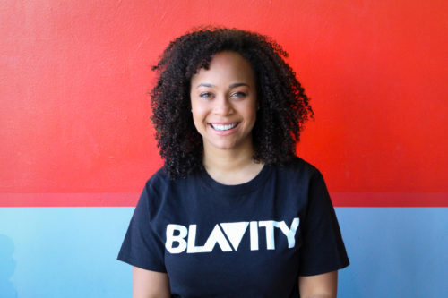 Reflecting the Shared Experiences of Her Community: An Interview with Blavity CEO Morgan DeBaun