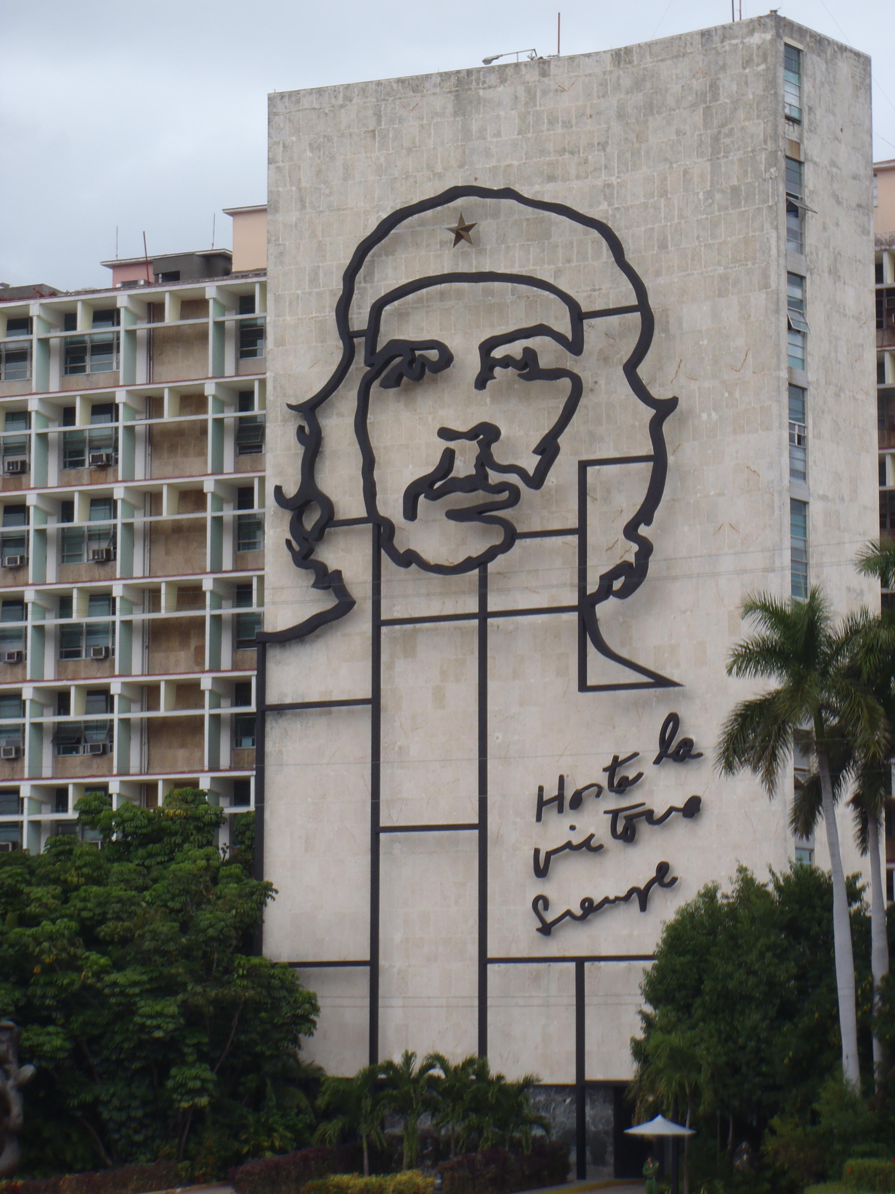 Ministerio del Interior, Havana, Cuba