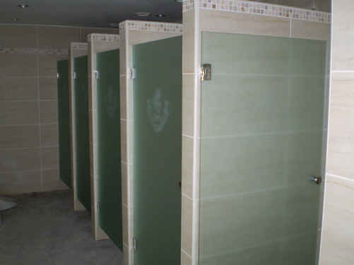 Bootle Glass -Bespoke Shower Screens