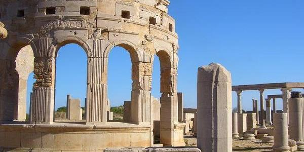 Leptis Magna, Libya – Day 63