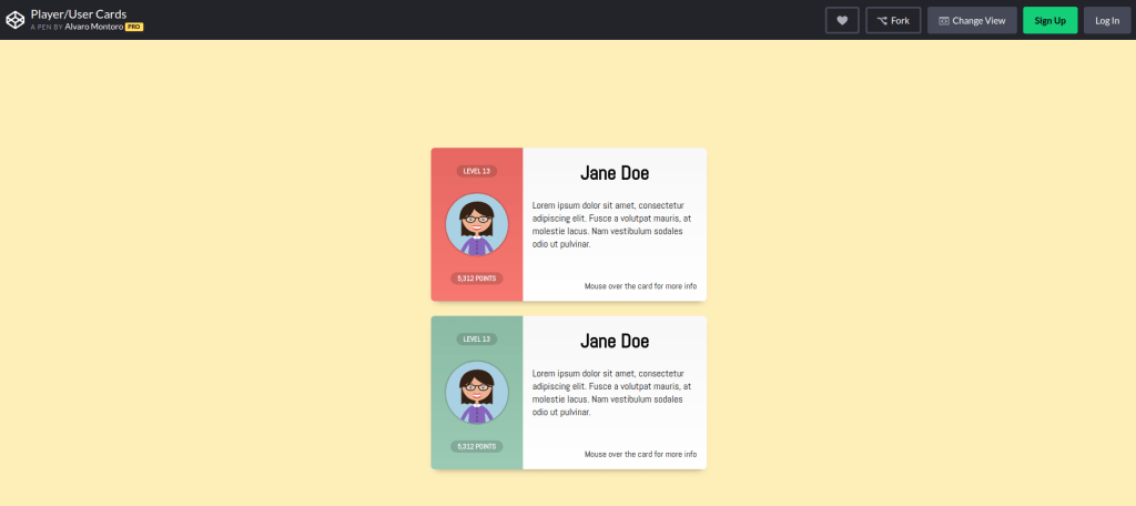 10 free bootstrap card examples to guarantee a better user