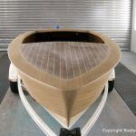 Restauration eines Boesch Junior Motorboots