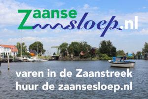 sloep huren bij Zaansesloep.nl