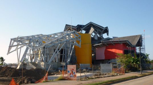 bio Museo frank gehry