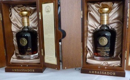 ambassador rum