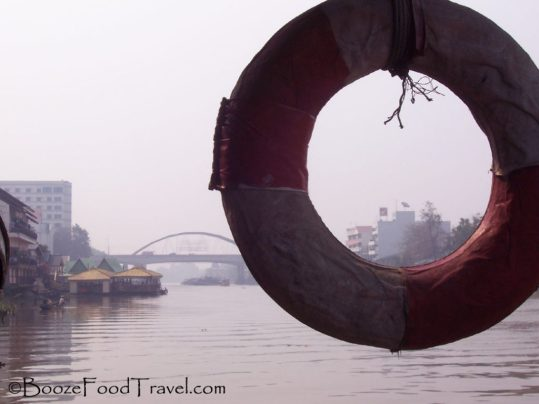 Ayutthaya pier