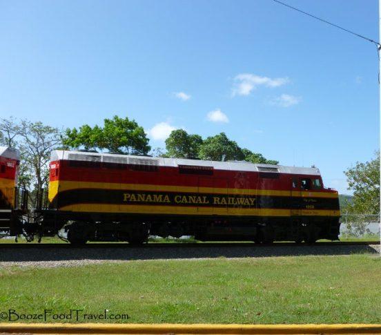 panama train