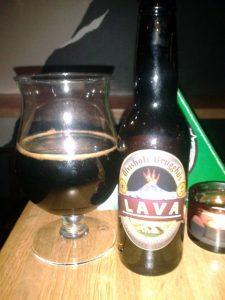 lava beer iceland