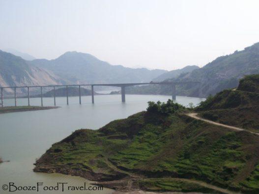 road to songpan