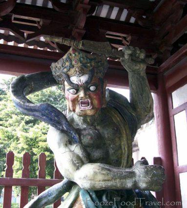 guangxiao temple guard
