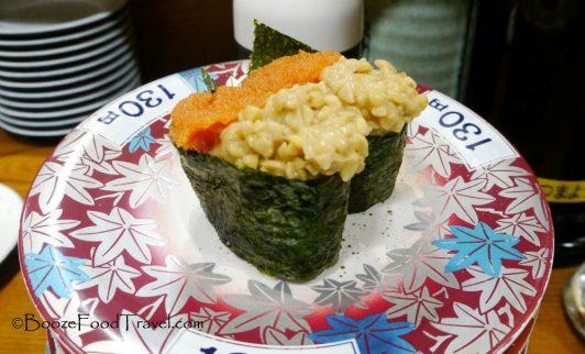 natto sushi