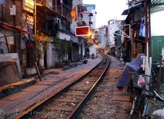hanoi train tracks