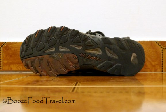 columbia hiking shoes