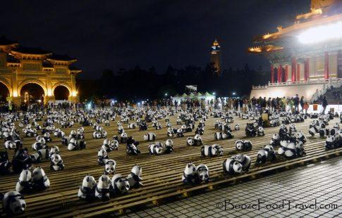 paper pandas taiwan