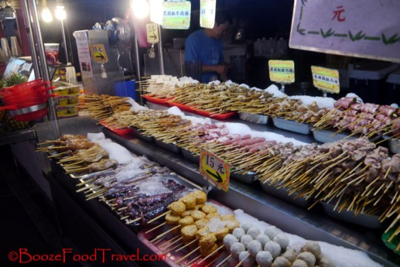 taipei night market