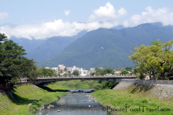 bike path hualien