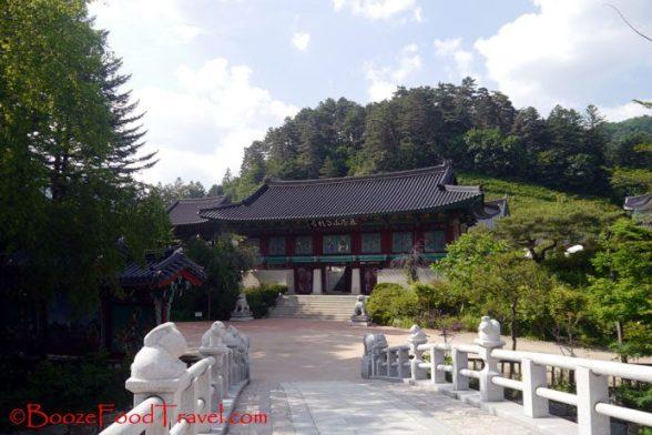 woljeongsa korea