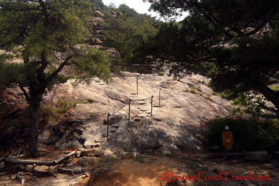 yongmasan trail