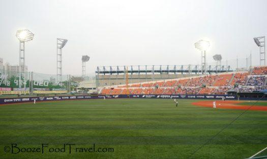 Mokdong Stadium, Seoul