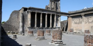 pompeii tribunal