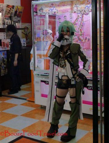 akihabara cosplay