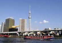 sumida rive tokyo