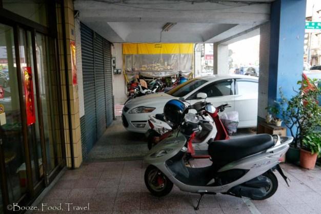 Tainan Sidewalk
