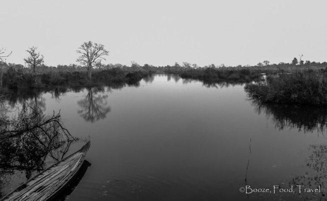 Banteay Srei boat