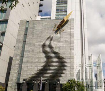 Osaka architecture