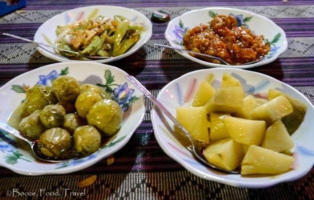 vegetable curry burma