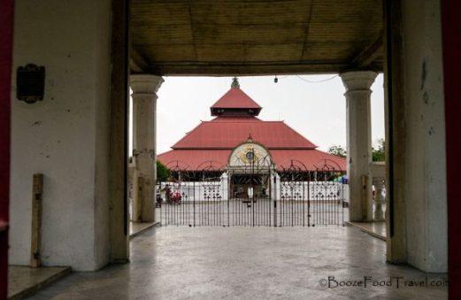 Royal Mosque of Yogyakarta